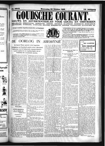 Goudsche Courant 1935-10-23