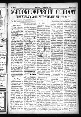 Schoonhovensche Courant 1926-12-06