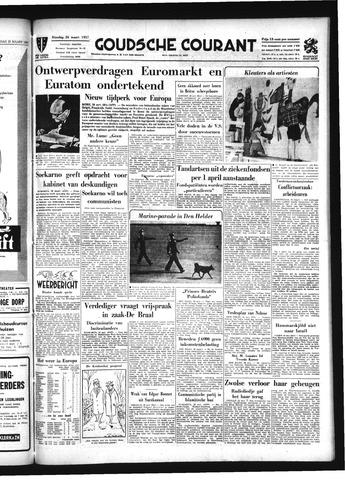 Goudsche Courant 1957-03-26