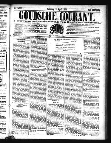 Goudsche Courant 1921-04-09