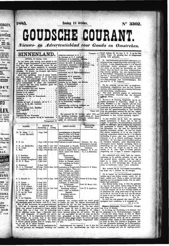 Goudsche Courant 1885-10-18