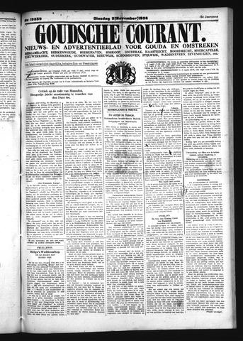 Goudsche Courant 1936-11-03