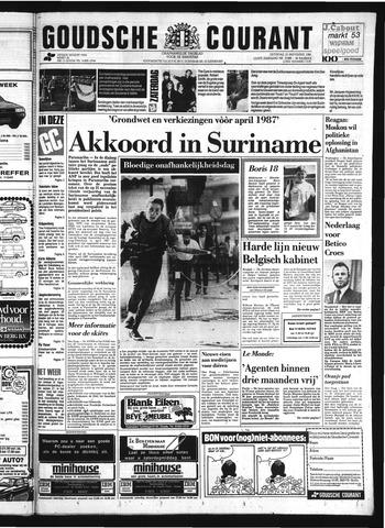 Goudsche Courant 1985-11-23
