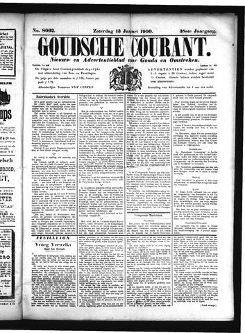 Goudsche Courant 1900-01-13