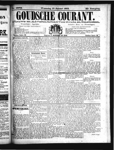 Goudsche Courant 1913-01-15