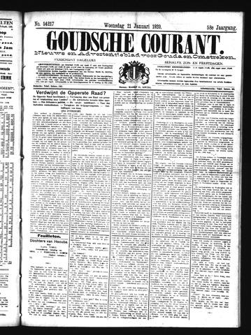 Goudsche Courant 1920-01-21