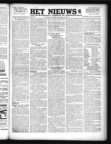 Schoonhovensche Courant 1946-08-02