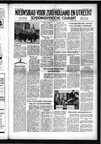 Schoonhovensche Courant 1953-09-18