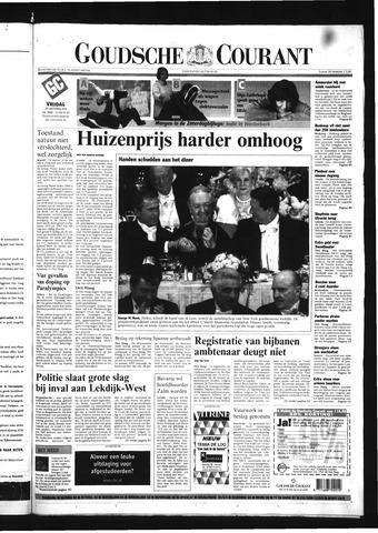 Goudsche Courant 2000-10-20