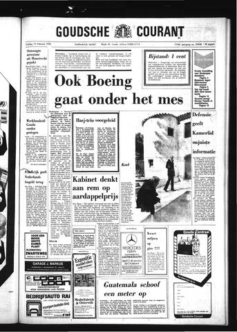 Goudsche Courant 1976-02-13