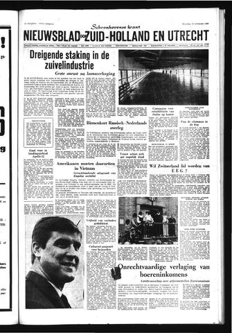Schoonhovensche Courant 1969-11-24