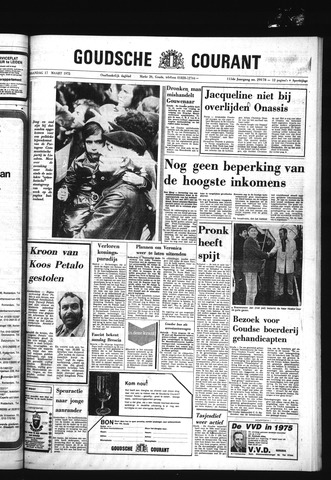 Goudsche Courant 1975-03-17