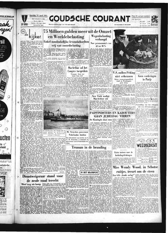 Goudsche Courant 1951-04-14