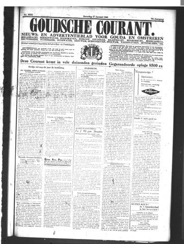 Goudsche Courant 1940-01-27