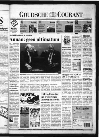 Goudsche Courant 1998-02-20