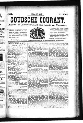 Goudsche Courant 1884-04-18