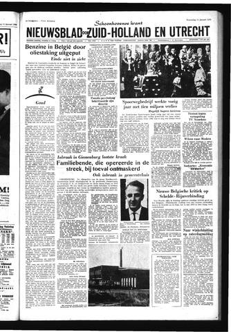 Schoonhovensche Courant 1965-01-13