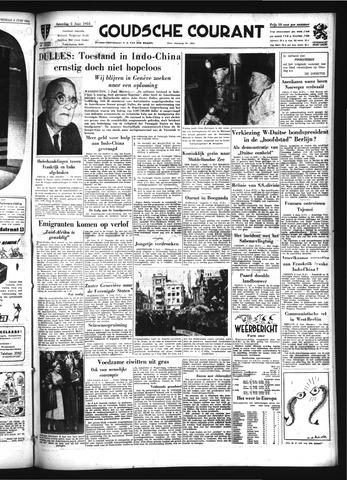 Goudsche Courant 1954-06-05
