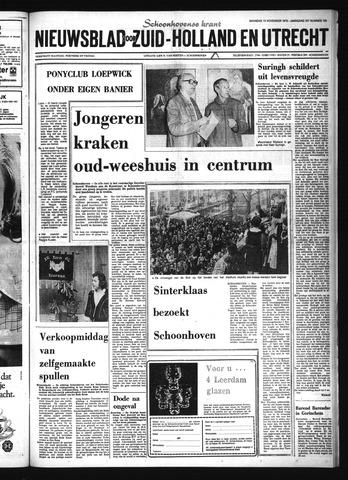 Schoonhovensche Courant 1976-11-15