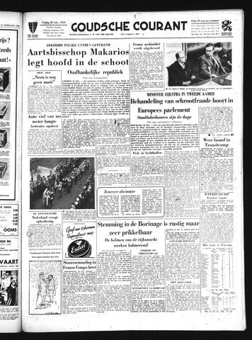 Goudsche Courant 1959-02-20