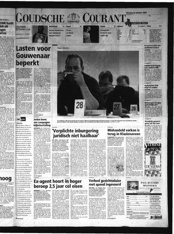 Goudsche Courant 2004-10-26