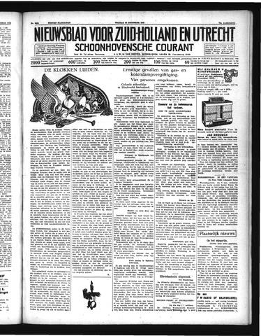 Schoonhovensche Courant 1938-12-23