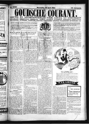 Goudsche Courant 1934-04-25