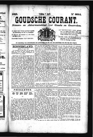 Goudsche Courant 1893-04-07