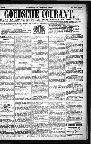 Goudsche Courant 1922-12-21