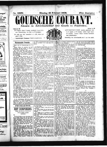 Goudsche Courant 1909-02-16