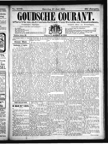Goudsche Courant 1911-06-10