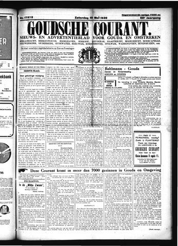 Goudsche Courant 1930-05-10