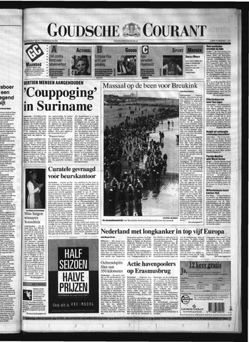 Goudsche Courant 1997-10-27