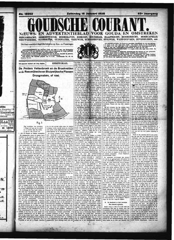 Goudsche Courant 1926-01-16