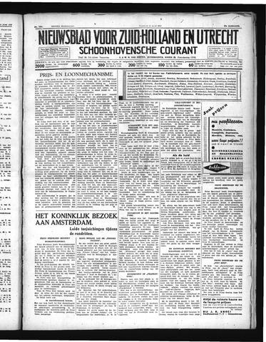 Schoonhovensche Courant 1937-06-11