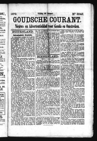 Goudsche Courant 1879-01-10