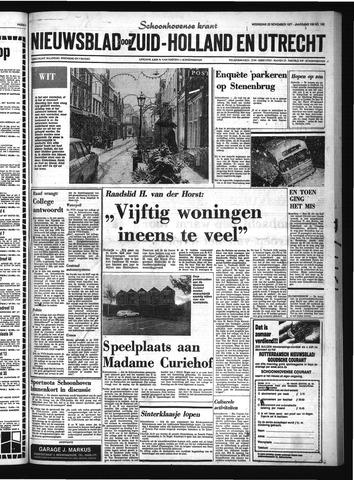 Schoonhovensche Courant 1977-11-23