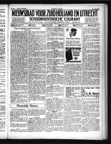 Schoonhovensche Courant 1935-06-05