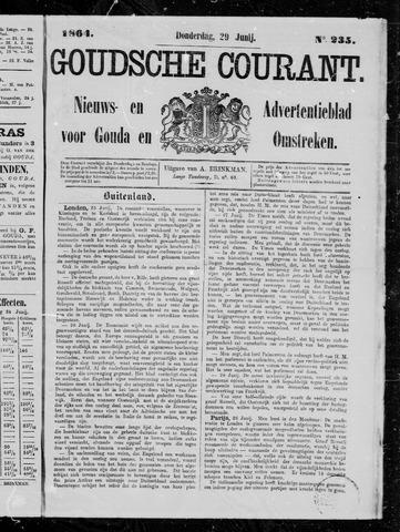 Goudsche Courant 1864-06-29