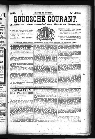 Goudsche Courant 1890-11-24