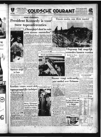 Goudsche Courant 1961-08-11