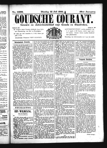 Goudsche Courant 1910-07-12