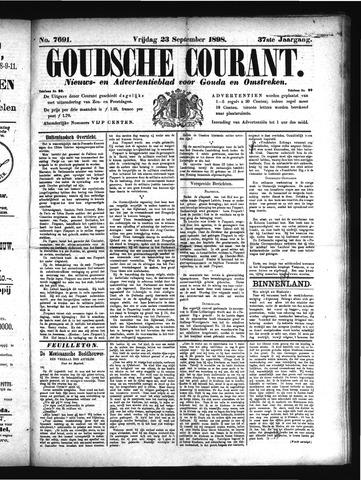 Goudsche Courant 1898-09-23