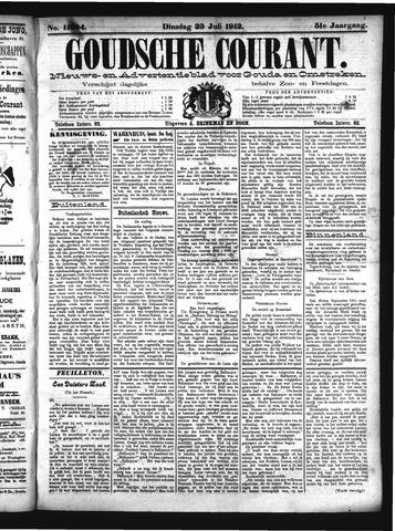 Goudsche Courant 1912-07-23