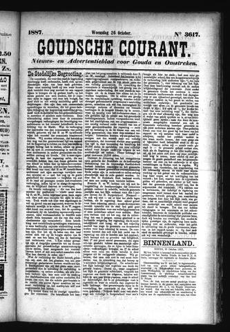 Goudsche Courant 1887-10-26