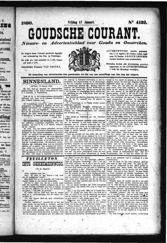 Goudsche Courant 1890-01-17