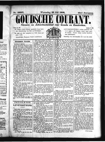 Goudsche Courant 1906-07-25