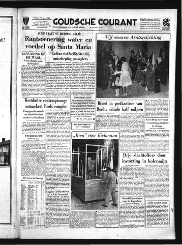 Goudsche Courant 1961-01-27