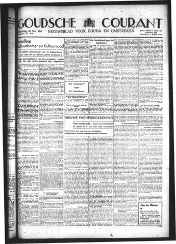 Goudsche Courant 1941-11-26