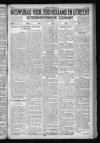 Schoonhovensche Courant 1930-09-03